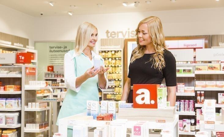 Apotheka – parima teenindusega apteek 2018