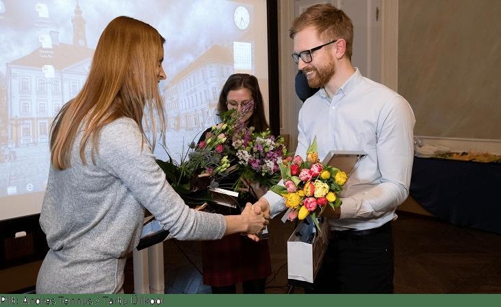 Tartu Ülikooli proviisoriõppe tudengid pälvisid tunnustuse
