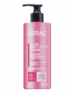 LIERAC BODY LIFT 10 TSELLULIIDIVASTANE GEEL 400ML