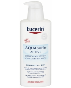 EUCERIN AQUAPORIN RICH ACTIVE IHUPIIM 400ML