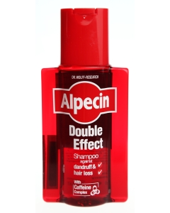 ALPECIN DOUBLE-EFFECT CAFFEINE SHAMPOON 200ML