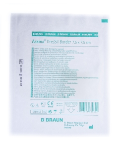 ASKINA DRESSIL BORDER HAAVASIDE 7,5CMX7,5CM