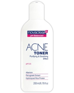 NOVACLEAR ACNE TOONIK 200ML