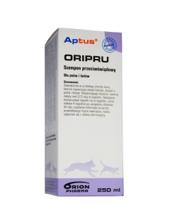 APTUS ORIPRU SHAMPOON 250ML