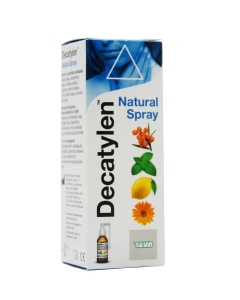 DECATYLEN NATURAL SPRAY 20ML