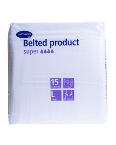 VÖÖMÄHE BELTED PRODUCT SUPER L N15