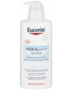 EUCERIN AQUA PORIN LIGHT ACTIVE IHUPIIM 400ML