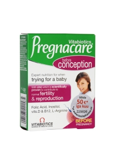 PREGNACARE CONCEPTION TBL N30