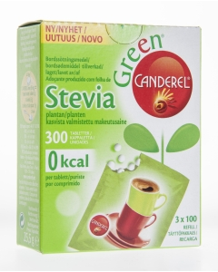 CANDEREL GREEN TÄITEPAKEND N300
