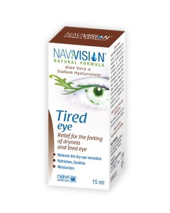 NAVI VISION TIRED EYE SILMATILGAD 15ML