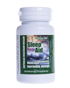 SLEEP AID FORTE KAPS 500MG N30