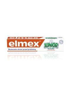 ELMEX HAMBAPASTA JUNIOR (6-12) 75ML