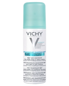 VICHY ANTIPERSPIRANT SPREI 48H ANTITRACE 125ML