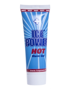 ICE POWER HOT SOOJAGEEL 75ML