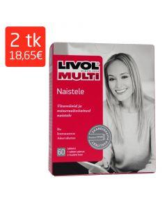 LIVOL MULTI NAISTELE TBL N60