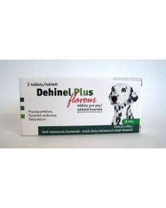DEHINEL PLUS FLAVOUR TABL 50MG+150MG+144MG N2