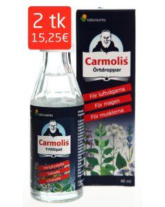 CARMOLIS TILGAD 40ML