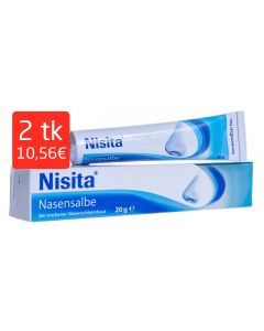 NISITA NINASALV 20G