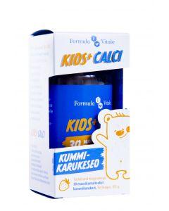 KIDS+ CALCI KUMMIKARUKESED N30 MAASIKAMAITSELINE