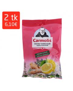 CARMOLIS KOMMID INGVERIGA