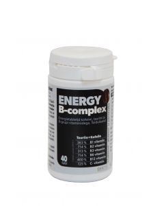 ENERGY B-KOMPLEX TBL N40
