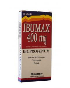 IBUMAX TBL 400MG N10