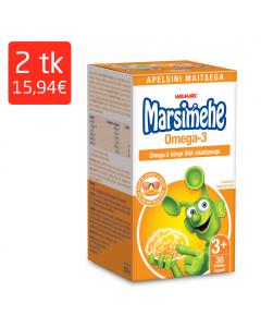 MARSIMEHE OMEGA 3 KAPSLID N30