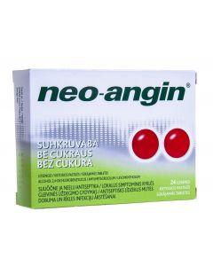 NEO-ANGIN SUHKRUVABA LOSENG 0,6MG+1,2MG+5,72MG N24