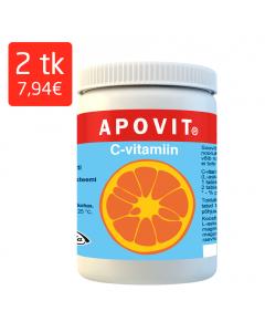 APOVIT C-VIT NÄRIMISTBL 200MG N70