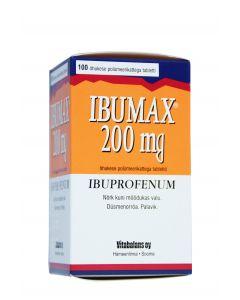 IBUMAX TBL 200MG N100