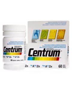 CENTRUM A-ZN TBL N60